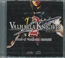 "SONY PSP""VALHALLA KNIGHTS 2 SOUND OF""SOUNDTRACK CD MARVELOUS NOT FOR SALE NEW"