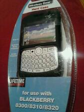 Wireless Gear Blackberry Curve 8300 8310 8320 Black Hard Case 680988147401