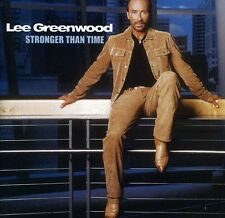Lee Greenwood - Stronger Than Time [New CD] Manufactured On Demand