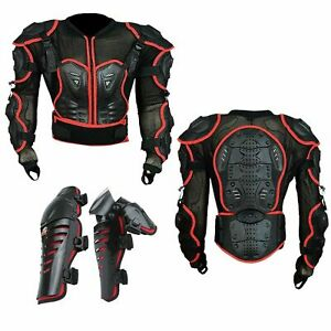 Body Armour Motorcycle Motorbike Motocross Foxy spine Protector Guard Jacket