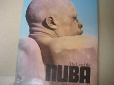 The Last of the Nuba by Leni Riefenstahl - 1st Edition
