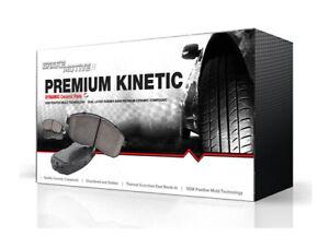 For 2010 - 2016 Cadillac SRX 2011 SAAB 9-4X Front Ceramic Brake Pads
