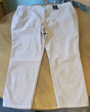 BNWT - M&S COLLECTION - MID RISE / SLIM TROUSERS. (Size: 22 Regular)