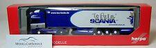 """Herpa 1/87: 306010 Scania R 2013 TL Kühlkoffer-Sattelzug """"Jens Bode"""""""
