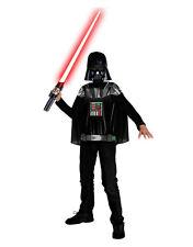 "Darth Vader Kids Star Wars Costume Top, Medium, Age 5 - 7, HEIGHT 4' 2"" - 4' 6"""