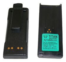 2X Intrinsical Safe NTN7144 2.0A BATTERY MOTOROLA HT1000 MT2000 MTX2000 MTX8000