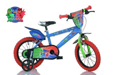 Dino Bikes bicicletta PJ Mask pigiamini 14''