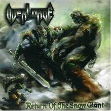 OVERLORDE - Return Of The Snow Giant - CD Digi-Pack - Neu - Heavy Metal
