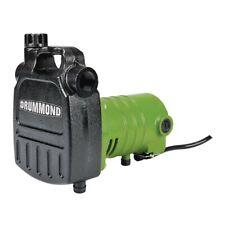 Drummond 1/2 HP Cast Iron Transfer Pump