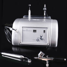 Hydrate Oxygen Facial Injection Spray Jet Facial skin Anti Aging Spa Machine Hot
