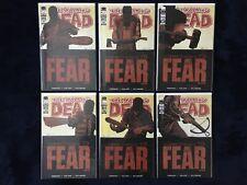 Walking Dead Comic Issue 97, 98, 99, 100, 101, 102 (Volume 17) Lot NM
