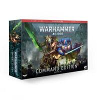 40k Warhammer 40,000 Command Edition Starter Set - Space Marines + Necrons THG