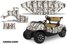 Golf Cart Graphics Kit Decal Sticker Wrap For EZ-Go TXT 2014-2018 TUNDRA CAMO