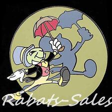 Jiminy Cricket Umbrella Casting Shadow - Disney Auctions Le1000 Pin New On Card