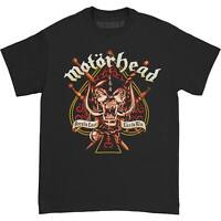 Motorhead Men's  Sword Spade Clean T-shirt Black