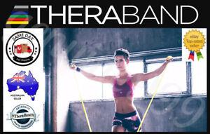 GENUINE THERABAND Exercise Resistance Band Fitness Physio Yoga Thera-band (1.5m)