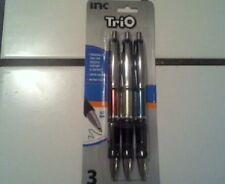 Ink Pen Black 3 pack
