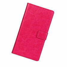 Magnetic PU Leather Wallet Flip Case Cover For LG Nexus 5