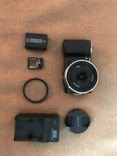 Sony Alpha NEX-5N 16.1MP Digital Camera - Black With Lens