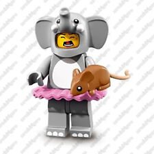 LEGO 71021 Minifigure Series 18 - ELEPHANT COSTUME GIRL - New Sealed, Combo Ship