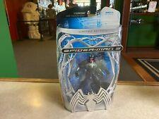 2007 Hasbro Spiderman 3 VENOM Limited Edition Capture Web Figure MOC