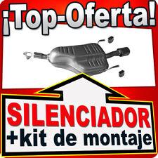 Silenciador trasero OPEL ASTRA H 1.6 1.8 16V 03.2004-12.2011 Escape APL