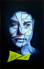 Ibeyi Ash 2017 Ltd Ed New Rare Poster Display +Free 