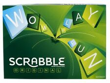 NEW Scrabble Original Boardgame from Mr Toys