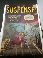 Tales of Suspense #30 pre-Hero Marvel Comics - Junev1962 (G/VG) Ditko art!