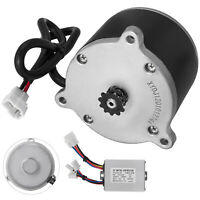 450 W 24V DC electric motor kit with control box f scooter ebike gokart or DIY