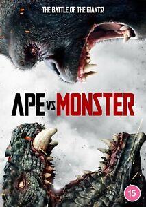 APE VS MONSTER (RELEASED 27TH SEPTEMBER) (DVD) (NEW)