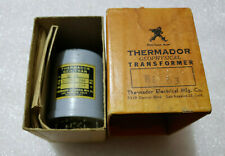 NIB Thermador HG-63 Push Pull Output Transformer Tube Amplifier 10K primary