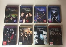 The Vampire Diaries Complete Series DVD Seasons 1-8 1 2 3 4 5 6 7 8 NEW SEALED!!