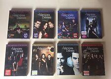 The Vampire Diaries Complete Series DVD Seasons 1-8 1 2 3 4 5 6 7 8 NEW SEALED!!