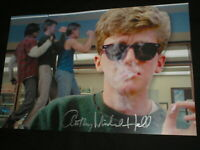 ANTHONY MICHAEL HALL Signed THE BREAKFAST CLUB 11x17 Photo Poster Auto PROOF PIC