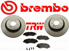 rotor rover disc ebay b brembo land shoes range kit sport brake s rear bn pad eurospare for fits ceramic landrover pads