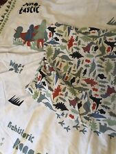 John Lewis Kids Dinosaur Single Duvet Cover And Pillowcase Set