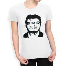 Elvis Presley Graphic T-Shirt, 100% Cotton Tee, Men's and Women's Sizes