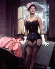 "Sophia Loren 10"" x 8"" Photograph no 37"