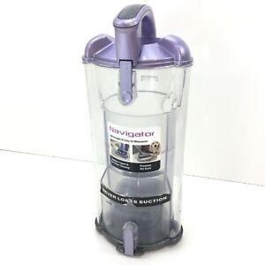 Shark NV22L NV22 DIRT DUST CANISTER CUP BIN ASSEMBLY Lavender OEM Part # 1134FC