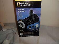 Utiliza National Geographic 9015000 76/350mm Telescopio Reflector Dobson,