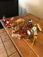 Playmobil spares 3 kings/wise men figures camel Queen Music Bundle (A4)