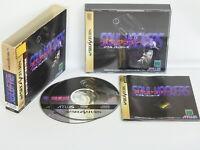 DEVIL SUMMONER SOUL HACKERS Ref/bbbc Sega Saturn Japan ss