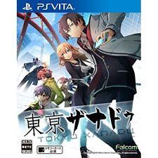 Used Ps Vita Tokyo Xanadu Normal Edition Import Japan