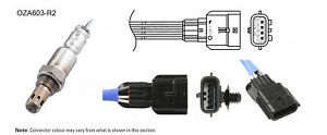 NGK NTK Oxygen Lambda Sensor OZA603-R2 fits Renault Clio 2.0 Sport 197 RS (II...