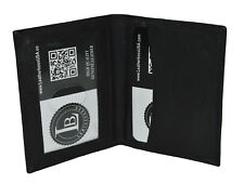 Men's Genuine Leather Bifold ID-Credit Card Money Holder Wallet By Leatherboss