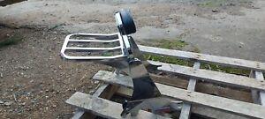 Used Harley Davidson (Street Bob or Softail?????) Sissy Bar / Rack #KH11