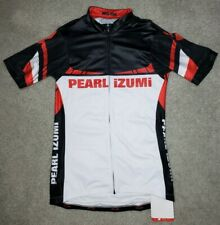 MEN'S PEARL IZUMI PRO LTD SPEED FULL ZIP S/S CYCLING JERSEY XL NEW W/TAGS!! $135
