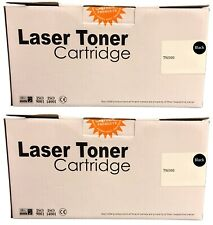 Compatible TN-300 Black Twin Toner Cartridges for Brother HL-1050