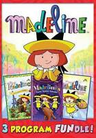 Madeline 3 Program Fundle DVD Over 5 Hours of Vewing for Children New- Sealed